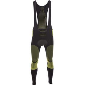 X-Bionic Effektor Power Bib Pants Men yellow/black